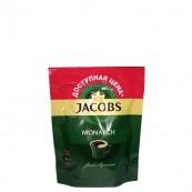 Кофе Jacobs Monarch растворимый сублимированный 38гр.
