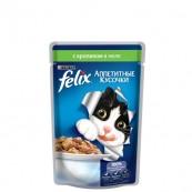 Корм для кошек Felix с кроликом в желе 85 гр.
