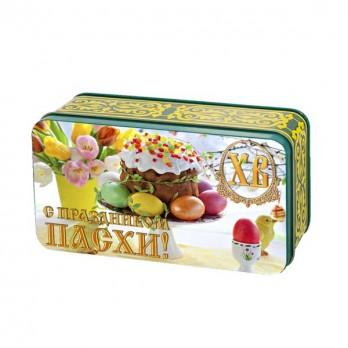 Чай-шкатулка Дольче Вита «Пасхальное угощение (день)» 60 гр.