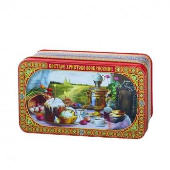 Чай-шкатулка Дольче Вита «Светлое Христово Воскресение» 60 гр.