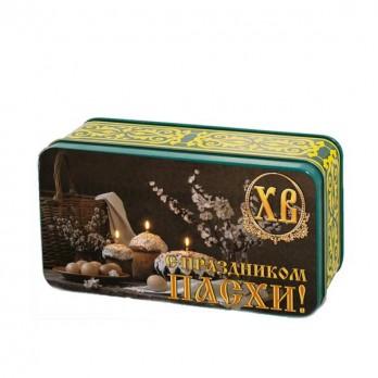 Чай-шкатулка Дольче Вита «Пасхальное угощение (вечер)» 60 гр.