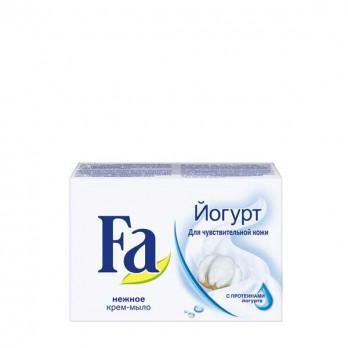 Кусковое мыло FA Йогурт «Для чувствительной кожи» 90 гр.