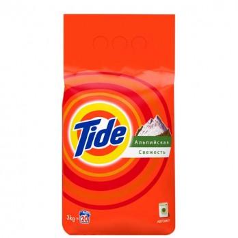 Стиральный порошок Tide «Альпийская свежесть» 3 кг.