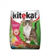 Корм для кошек Kitekat с телятиной (сухой) 350 гр.