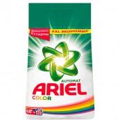 Стиральный порошок ARIEL автомат «Колор» 6кг.