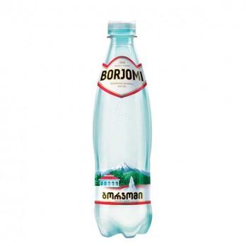 Вода минеральная Borjomi газ леч/стол 0,75 л.