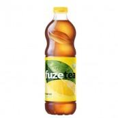 Холодный чай FuzeTea черный «Лимон» 1,5 л.