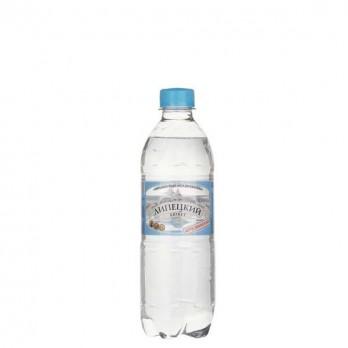 Вода минеральная Липецкий Бювет негазированная 0,5л.