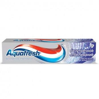 Зубная паста Aquafresh «Безупречное отбеливание » 100мл.
