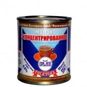 Молоко концентрированное Рогачев стерилизованное 300гр.