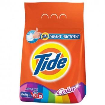 Стиральный порошок Tide «Колор» 4,5 кг.