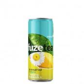 Холодный чай FuzTea зеленый «Манго-Ромашка» 0,33л.