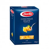 Макароны Barilla Conchiglie Rigate 500гр.