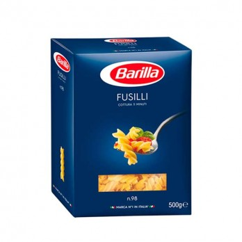 Макароны Barilla Fusilli 500гр.