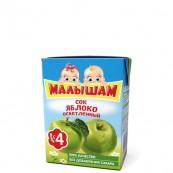 Сок детский ФрутоНяня Малышам яблоко 0,2л.