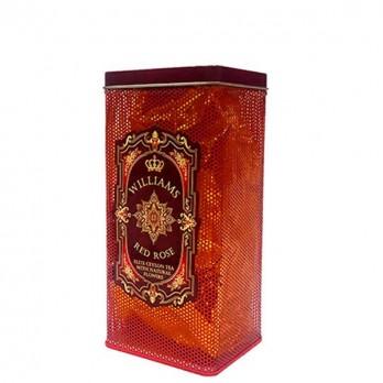 Чай Williams «Red Rose» черный листовой 150гр.