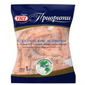Креветки Vici мороженые 30/40 1кг.