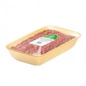 Фарш говяжий Агро-Плюс мороженый 0,5 кг.