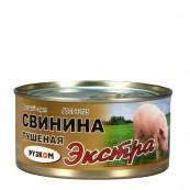Свинина тушеная Рузком Экстра 325гр.