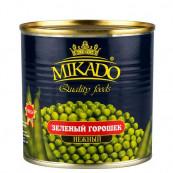 Горошек Микадо зеленый 400гр.