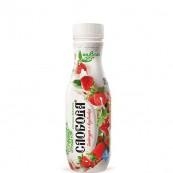 Йогурт питьевой Слобода 2,0% с клубникой 290гр.