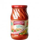 Соус томатный Кухмастер Краснодарский 480гр.