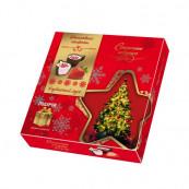 Конфеты шоколадные «Столичные штучки» Клубничный мусс 104гр.