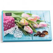 Набор конфет «Ассорти» тюльпаны 250 гр.