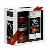 Подарочный набор кофе Davidoff Rich Аroma + Lindt Dark Chocolate