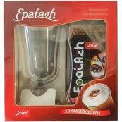 Кофе Jared Epatazh подарочный с бокалом 95 г