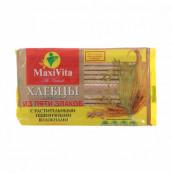 Хлебцы хрустящие из пяти злаков Maxi Vita с пшеничными волокнами 150 гр.