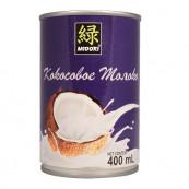 Кокосовое молоко MIDORI 400 мл.