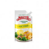 Майонез Махеевъ Постный 30% 190 гр. Для салатов