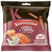 Сухарики Кириешки «Семга с сыром» 60гр.