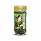 Чай Monzil китайский зеленый чай с лавандой и дыней, 150 гр.