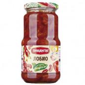 Закуска «Лобио» Пиканта 0,530