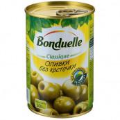 Оливки Bonduelle без косточкой 300гр.