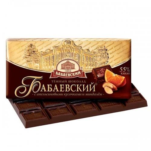 Бабаевский с апельсином