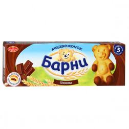 Пирожное бисквитное Медвежонок Барни 150гр.