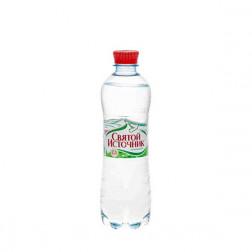Вода питьевая Святой Источник газ 0,5л