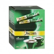 Кофе  Jacobs  Monarch растворимый сублимированный 26пак.