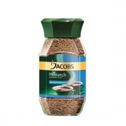 Кофе Jacobs Monarch Decaff растворимый сублимированный 95гр.