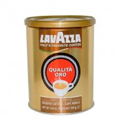 Кофе Lavazza Qualita Oro молотый (Ж/Б) 250гр.