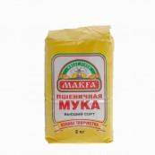 Мука Макфа пшеничная высший сорт, 2кг