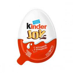 Шоколадное яйцо Киндер Джой 20гр.