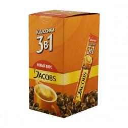 Напиток кофейный Jacobs 3в1 Классик 24пак.