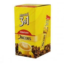 Напиток кофейный Jacobs 3 в 1 Мягкий 24пак