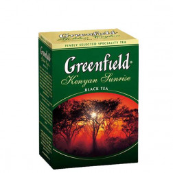 Чай черный Greenfield «Kenyan Sunrise» 100гр.