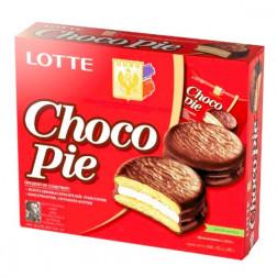 Пирожное Lotte Choco Pie 360г, 12 шт АКЦИЯ