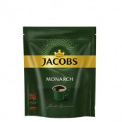 Кофе Jacobs Monarch растворимый сублимированный 150гр.